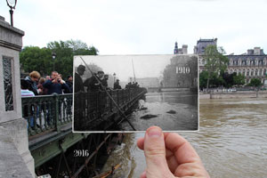 Paris flooding