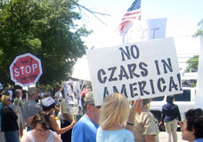 No czars in America