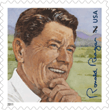Reagan stamp