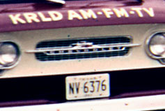 1963 license plate