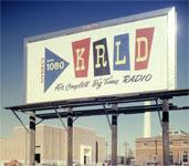 KRLD billboard