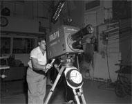 KRLD-TV camera man