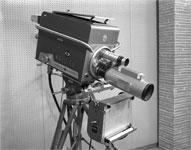 KRLD-TV camera